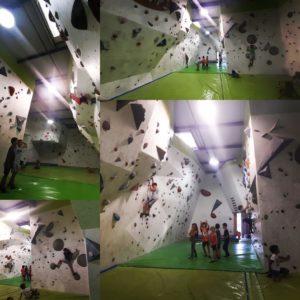 Club d'escalade à Perpignan, l'école d'escalade 100% Grimpe pour faire progresser les petits grimpeurs des PO, qu'ils viennent de Canet, Cabestany, Canohés, Rivesaltes ou Cérêt